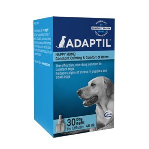 adaptil calm 30 day refill ADAPTIL Calm 30 day Refill, helps dog cope with behavioural issues and life challenges – 48ml ADAPTIL Calm 30 Day Refill 0 300x300