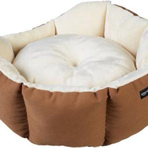 amazonbasics pet bed Amazon Basics Octagon Pet Bed AmazonBasics Pet Bed 0 300x300