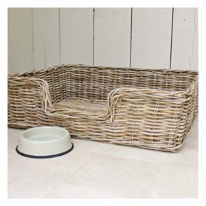 bliss and bloom wicker dog bed basket xlarge Bliss and Bloom Wicker Dog Bed Basket XLARGE Bliss and Bloom Wicker Dog Bed Basket XLARGE 0 300x300