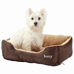 bunty deluxe soft washable basket bed cushion with fleece lining for dogs Deluxe Soft Washable Dog Pet Warm Basket Bed Cushion with Fleece Lining – Blue – Small Bunty Deluxe Soft Washable Basket Bed Cushion with Fleece Lining for Dogs 0 300x300
