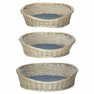 bunty oval wicker dog pet bed basket sofa puppy cat natural wood handmade grey rattan Bunty Oval Wicker Dog Pet Bed Basket Sofa Puppy Cat Natural Wood Handmade Grey Rattan – Small Bunty Oval Wicker Dog Pet Bed Basket Sofa Puppy Cat Natural Wood Handmade Grey Rattan 0 300x300