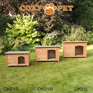 cozy pet insulated wooden dog kennels three sizes with removable floor for easy cleaning dog house dog kennels dog houses... COZY PET Insulated Wooden Dog Kennel Extra Large With Removable Floor For Easy Cleaning House Dog Kennels Houses DK01XL… Cozy Pet Insulated Wooden Dog Kennels Three Sizes With Removable Floor For Easy Cleaning Dog House Dog Kennels Dog Houses 0 300x300