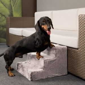 easy step dog stairs in beige - removable cover - l43 cm - w41 cm - h29 cm Easy Step dog stairs in beige – Removable cover – L43 cm – W41 cm – H29 cm Easy Step dog stairs in grey Removable cover L43 cm W41 cm H29 cm 0 0 300x300