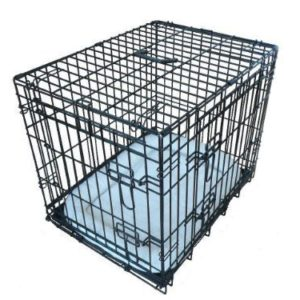ellie-bo deluxe extra strong 2 door folding dog puppy cage with faux sheepskin bed medium Ellie-Bo 30 inch Deluxe 2 Door Folding Dog Puppy Cage with Faux Sheepskin Bed in Gold Ellie Bo Deluxe Extra Strong 2 Door Folding Dog Puppy Cage with Faux Sheepskin Bed Medium 0 300x300