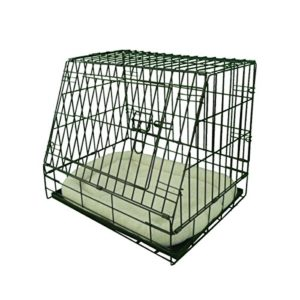 ellie-bo deluxe sloping puppy cage folding dog crate with non-chew metal tray fleece and slanted front for car Ellie-Bo Deluxe Sloping Puppy Cage Folding Dog Crate with Non-Chew Metal Tray Fleece and Slanted Front for Car Ellie Bo Deluxe Sloping Puppy Cage Folding Dog Crate with Non Chew Metal Tray Fleece and Slanted Front for Car 0 300x300