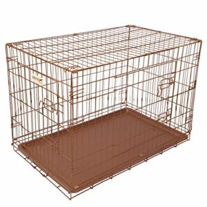 hound fold flat antique copper dog/puppy crate (medium) Hound Fold Flat Antique Copper Dog/Puppy Crate (Medium) Hound Fold Flat Antique Copper DogPuppy Crate Medium 0 300x300