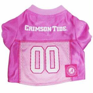 mirage alabama crimson tide jersey for dogs and cats Mirage Alabama Crimson Tide Jersey for Dogs and Cats, X-Small, Pink Mirage Alabama Crimson Tide Jersey for Dogs and Cats 0 300x300