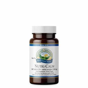 nutri-calm (90) with chamomile NUTRI-CALM (90) with Chamomile NUTRI CALM 90 with Chamomile 0 300x300