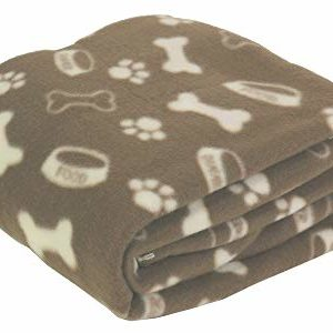 octave® pets printed pet blanket - 120cm x 120cm [approx] Octave® Pets Printed Pet Blanket – 120cm x 120cm [Approx] [Size One Size, Colour Brown] Octave Pets Printed Pet Blanket 120cm x 120cm Approx 0 300x300