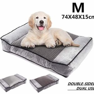 pecute large dog bed(102x69cm), shredded 20 cm memory foam orthopaedic pet bed for good support,warm plush & cool silk double sided design four seasons available,removable cover washable easy to clean Pecute Medium Dog Bed(74X48cm), Shredded 15 cm Memory Foam Orthopaedic Pet Bed for Good Support,Warm Plush & Cool Silk… Pecute Large Dog Bed102x69cm Shredded 20 cm Memory Foam Orthopaedic Pet Bed for Good SupportWarm Plush Cool Silk Double Sided Design Four Seasons AvailableRemovable Cover Washable Easy to Clean 0 300x300