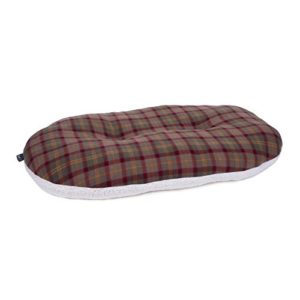 petface country check oval cushion Petface Bones Harness, Medium, Blue Petface Country Check Oval Cushion 0 300x300
