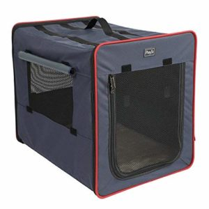 petsfit light fabric portable strong pet crate, foldable pet carrier, soft kennel with fleece mat Petsfit Large Dog Crate, Lightweight Dog Car Crate, Soft-Sided Portable Dog Travel Crate with Fleece Mat and Food Pocket… Petsfit Light Fabric Portable Strong Pet Crate Foldable Pet Carrier Soft Kennel with Fleece Mat 0 300x300