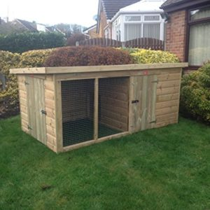 pinelap quality wooden 8x4 compact deluxe t&g dog kennel & run - 10-year anti rot timber Pinelap quality wooden 8×4 compact deluxe T&G dog kennel & run – 10-year anti rot timber Pinelap quality wooden 8x4 compact deluxe TG dog kennel run 10 year anti rot timber 0 300x300