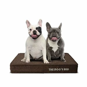 the dog's bed orthopaedic dog bed, premium waterproof memory foam dog bed The Dog's Bed, Premium Plush Orthopedic Waterproof Memory Foam Dog Beds, 5 Sizes 8 Colors: Eases Pet Arthritis, Hip… The Dogs Bed Orthopaedic Dog Bed Premium Waterproof Memory Foam Dog Bed 0 300x300