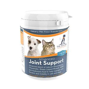 advanced joint support supplement powder for cats & dogs, with powerful glucosamine, chondroitin, green lipped mussel, msm, curcumin & hyaluronic acid, human grade ingredients, uk manufactured Advanced Joint Support Supplement Powder For Cats & Dogs, With Powerful Glucosamine, Chondroitin, Green Lipped Mussel… Advanced Joint Support Supplement Powder For Cats Dogs With Powerful Glucosamine Chondroitin Green Lipped Mussel MSM Curcumin Hyaluronic Acid Human Grade Ingredients UK Manufactured 0 300x300