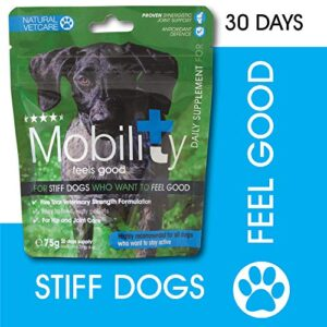natural vetcare mobility health joint supplement, Natural VetCare Mobility Veterinary Strength Joint Supplement for Stiff Dogs Natural VetCare Mobility Health Joint Supplement 0 300x300