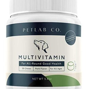 petlab co. multivitamin chews | chewable dog vitamin treats and supplements for healthy canine coat skin immune muscle joint support Petlab Co. Multivitamin Chews | Chewable Dog Vitamin Treats and Supplements for Healthy Canine Coat Skin Immune Muscle… Petlab Co Multivitamin Chews Chewable Dog Vitamin Treats and Supplements for Healthy Canine Coat Skin Immune Muscle Joint Support 0 300x300