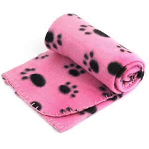 1x super soft micro fibre paw print design small pet dog blanket 70x60cm 1x Super Soft Micro Fibre Paw Print Design Small Pet Dog Blanket 70x60cm 1x Super Soft Micro Fibre Paw Print Design Small Pet Dog Blanket 70x60cm 0 300x300