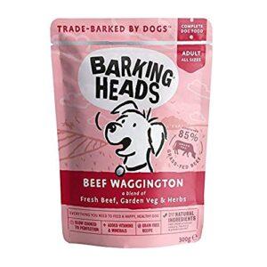 barking heads wet dog food, 300 g Barking Heads Wet Dog Food, 300 g Barking Heads Wet Dog Food 300 g 0 300x300