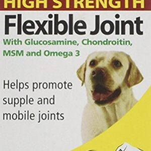 bob martin vetzyme high strength flexible joint, 30 tablets Vetzyme | High Strength Flexible Joint Tablets for Dogs, Promotes Supple and Mobile Joints | Tasty Chicken Treats with… Bob Martin Vetzyme High Strength Flexible Joint 30 Tablets 0 300x300