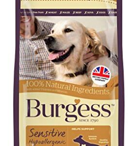 burgess sensitive british lamb and rice adult dog food 12.5 kg Burgess Sensitive British Lamb and Rice Adult Dog Food 12.5 kg Burgess Sensitive British Lamb and Rice Adult Dog Food 125 kg 0 280x300