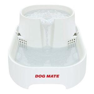 dog mate large fresh water drinking fountain for dogs and cats 2 x Dog Mate Large Fresh Water Drinking Fountain for Dogs and Cats Dog Mate Large Fresh Water Drinking Fountain for Dogs and Cats 0 300x300