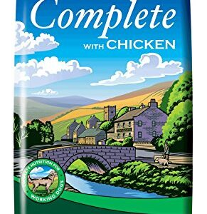 gilbertson & page arkwrights complete dry dog food chicken, 15 kg Arkwrights Chicken Dry Dog Food 15 Kg Gilbertson Page Arkwrights Complete Dry Dog Food Chicken 15 kg 0 291x300