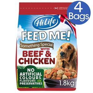 hilife feed me! HiLife Feed Me! Something Special With Beef & Chicken, 3.2kg Box HiLife Feed Me 0 300x300