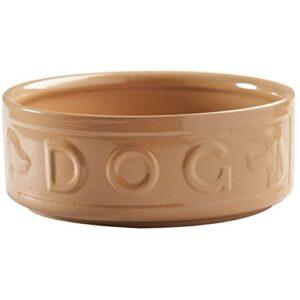 mason cash lettered dog bowl, cane, 20 cm Mason Cash Lettered Dog Bowl, Cane, 20 cm Mason Cash Lettered Dog Bowl Cane 20 cm 0 300x300