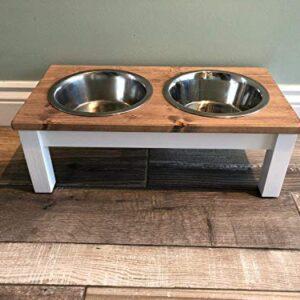 medium dog - two bowl dog feeder medium 17cm bowls - jps direct pet supplies Medium Two Bowl Dog Feeder 17cm Bowl – JPS Direct Pet Supplies (Natural Pine) Medium Dog Two Bowl Dog Feeder Medium 17cm Bowls JPS Direct Pet Supplies 0 300x300