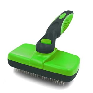 nozomi dog brush, cat brush,self cleaning slicker brush, for long, medium, short, thick, wiry, or curly hair,removes loose hair and dead fur,eliminates tangles,is a pet grooming brush NOZOMI Dog Brush, Cat Brush, Self Cleaning Slicker Brush, for Long, Medium, Short, Thick, Wiry, or Curly Hair, Removes… NOZOMI Dog Brush Cat BrushSelf Cleaning Slicker Brush for Long Medium Short Thick Wiry or Curly Hairremoves loose hair and dead fureliminates tanglesis a Pet Grooming Brush 0 300x300