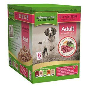 nature's menu dog food Natures Menu Adult Chicken/ Rabbit/ Duck Dog Food 300 g (Pack of 8) Natures Menu Dog Food 0 300x300