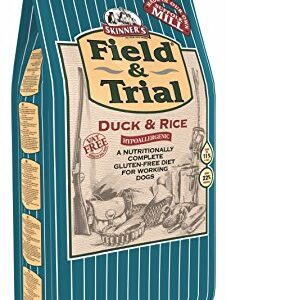 skinner's field & trial complete dry adult working dog food duck and rice, 15 kg Skinner's Field & Trial Complete Dry Adult Working Dog Food Duck and Rice, 15 kg Skinners Field Trial Complete Dry Adult Working Dog Food Duck and Rice 15 kg 0 281x300