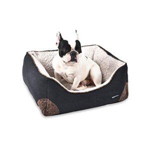 amazonbasics cuddler pet bed - small, black Amazon Basics Cuddler Pet Bed AmazonBasics Cuddler Pet Bed 0 300x300