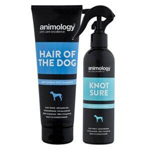 animology dog detangle kit, 250ml, pack of 2 Animology Dog Detangle Kit, 250ml, Pack of 2 Animology Dog Detangle Kit 250ml Pack of 2 0 300x300