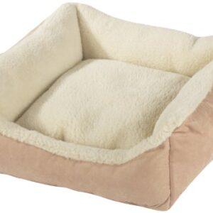 bronte glen merino wool cosy dog bed, small Bronte Glen Merino Wool Cosy Dog Bed, Small Bronte Glen Merino Wool Cosy Dog Bed 0 300x300