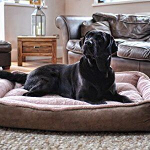 fleece cradle dog bed Luxury Fleece Cradle Dog Bed Size Extra Large XL Fleece Cradle Dog Bed 0 300x300