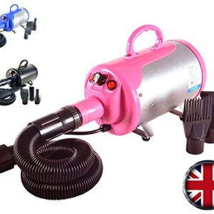 gravitis pet supplies 2800w professional pet hair dryer with hose – a powerful but quiet dog dryer with variable speed (pink) Gravitis Pet Supplies 2800w Professional Pet Hair Dryer with Hose – A Powerful but Quiet Dog Dryer with Variable Speed… Gravitis Pet Supplies 2800w Professional Pet Hair Dryer with Hose  A Powerful but Quiet Dog Dryer with Variable Speed Pink 0 300x300