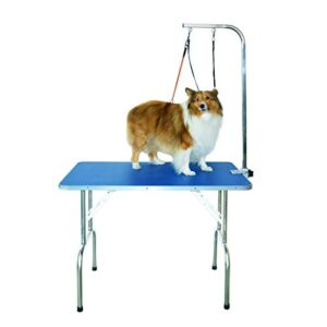 gravitis pet supplies professional dog grooming table – a sturdy, portable folding table for grooming for small and medium pets Gravitis Pet Supplies Professional Dog Grooming Table – A sturdy, portable folding table for grooming for small and… Gravitis Pet Supplies Professional Dog Grooming Table  A sturdy portable folding table for grooming for small and medium pets 0 300x300