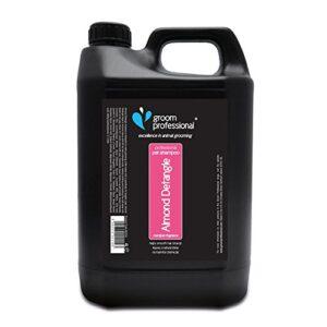 groom professional almond detangle shampoo Groom Professional Almond Detangle, 1 Litre Groom Professional Almond Detangle Shampoo 0 300x300