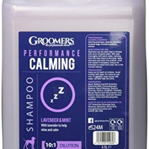 groomers performance calming shampoo with lavender 5l Groomers Performance Calming Shampoo with Lavender 2.5L Groomers Performance Calming Shampoo with Lavender 5L 0 300x300