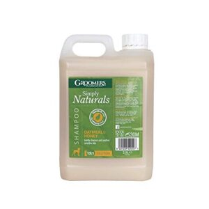 groomers simply naturals oatmeal and honey shampoo Groomers Simply Naturals Oatmeal and Honey Shampoo 2.5L Groomers Simply Naturals Oatmeal and Honey Shampoo 0 300x300