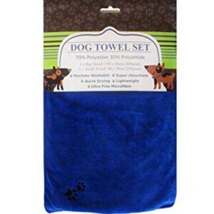 immaculate textiles - xl premium microfibre pet dog towel set - 150x80cm & 40x30cm : super absorbent - quick drying - extra soft Immaculate Textiles – XL Premium Microfibre Pet Dog Towel Set – 150x80cm & 40x30cm : Super Absorbent – Quick Drying… Immaculate Textiles XL Premium Microfibre Pet Dog Towel Set 150x80cm 40x30cm Super Absorbent Quick Drying Extra Soft 0 300x300
