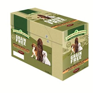 james wellbeloved turkey grain free pouch for dog, 100 g, pack of 12 James Wellbeloved Turkey Grain Free Pouch for Dog, 100 g, Pack of 12 James Wellbeloved Turkey Grain Free Pouch for Dog 100 g Pack of 12 0 300x300
