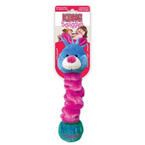kong squiggle KONG Squiggles Dog Toy – Small, Blue KONG Squiggle 0 300x300