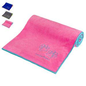 lucky paws premium microfibre dog towel Lucky Paws Premium Microfibre Dog Towel Lucky Paws Premium Microfibre Dog Towel 0 300x300