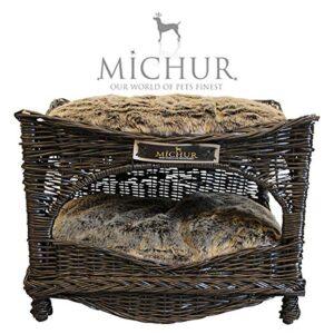 "michur marsupilami, cat basket from pasture, cat cave cat bed cat dog basket, dog cave, dog bed dog basket cat dogs rattan, willow, tobacco, ca. 24.41""x 17.72""x 17.72"" (lying area ca. 22.83""x15.75"") MICHUR MARSUPILAMI, cat basket from pasture, cat cave cat bed cat dog basket, dog cave, dog bed dog basket cat dogs… MICHUR MARSUPILAMI cat basket from pasture cat cave cat bed cat dog basket dog cave dog bed dog basket cat dogs rattan willow TOBACCO ca 2441x 1772x 1772 lying area ca 2283x1575 0 300x300"