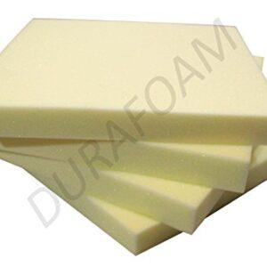 durafoam extra dense memory foam off cut for dog beds and cushions - 8 x 8 x 1/20 x 20 x 3 cm DURAFOAM Extra Dense Memory Foam Off Cut for Dog Beds and Cushions – 8 x 8 x 1/20 x 20 x 3 cm Memory Foam Off Cut 0 300x300
