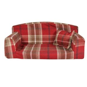 mulberry red royal - pet sofa. 3 sizes dog bed cover material. made in uk Mulberry Red Royal – Pet Sofa. 3 sizes Dog bed cover material. Made in UK (Small 82 x 46 x 34 cm) Mulberry Red Royal Pet Sofa 3 sizes Dog bed cover material Made in UK 0 0 300x300