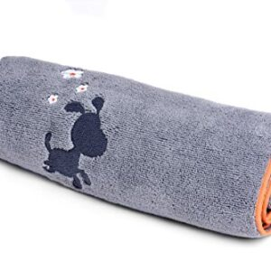 petface parlour microfibre dog towel highly absorbent cleaning blanket (2 sizes) Outdoor Paws by Petface Microfibre Dog Towel, 120 x 70 cm Petface Parlour Microfibre Dog Towel Highly Absorbent Cleaning Blanket 2 Sizes 0 300x300